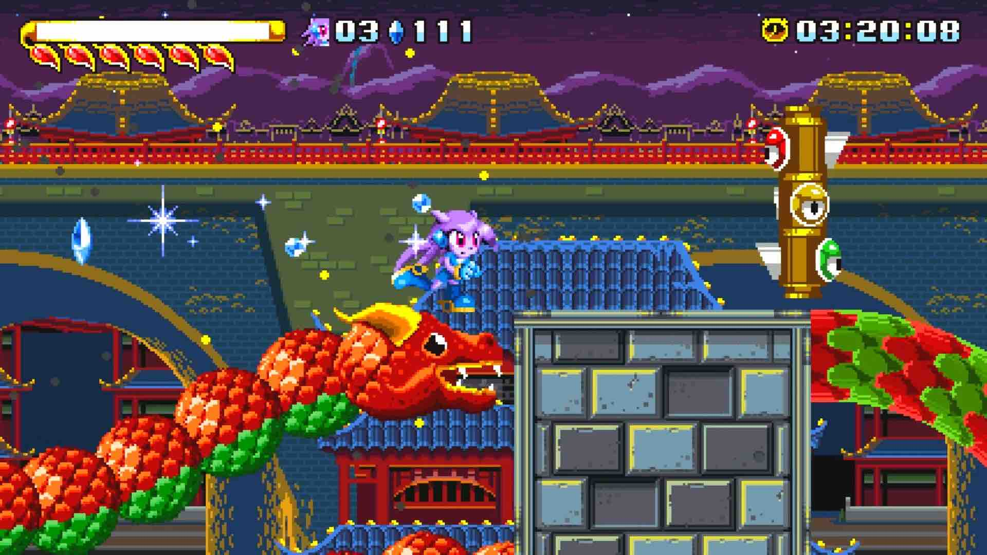 Freedom Planet Review Screenshot 1