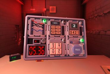 Keep Talking And Nobody Explodes Review Header
