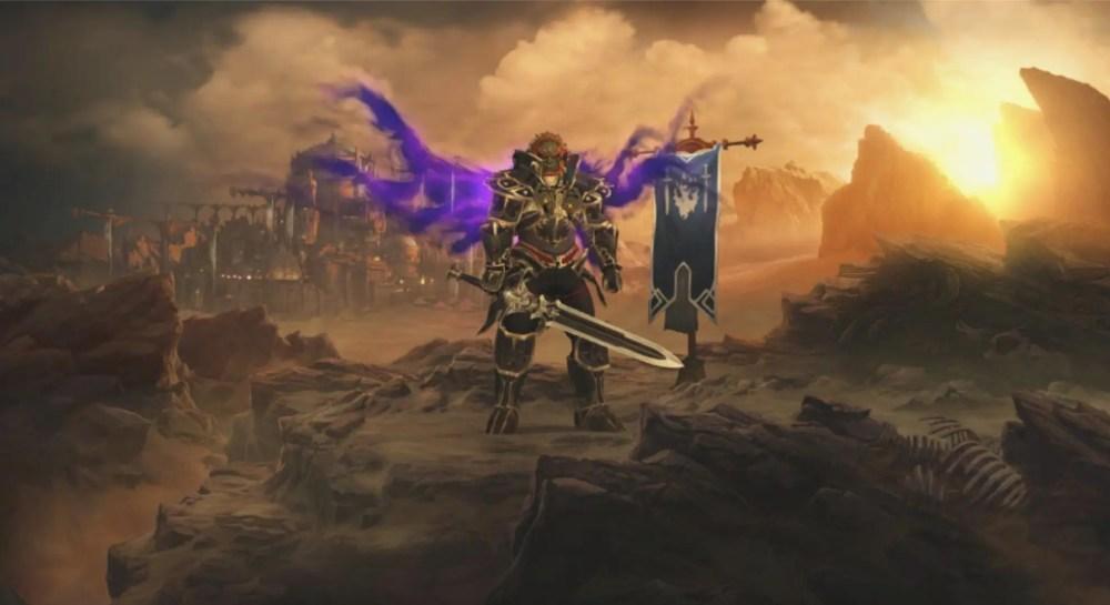 Legend of Ganondorf Diablo III: Eternal Collection Screenshot