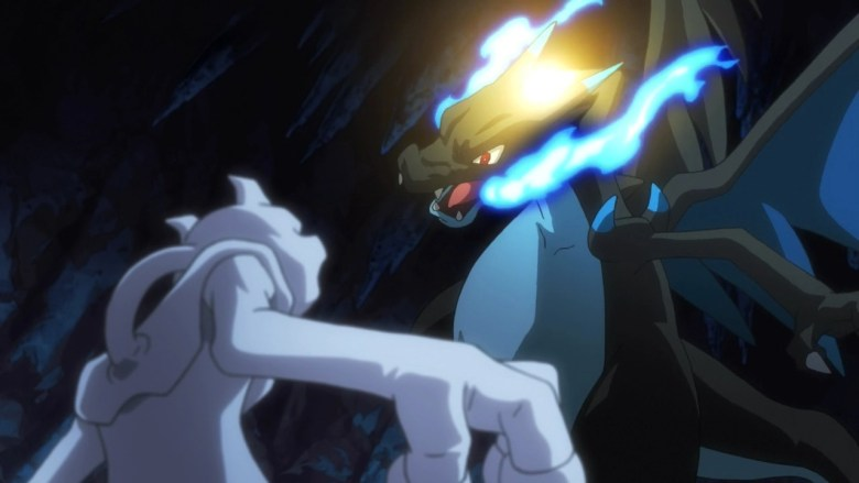 Mega Charizard Y Anime Screenshot