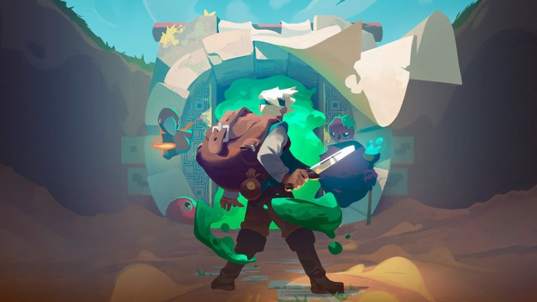 Moonlighter Artwork