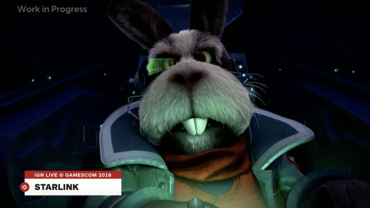 Peppy Hare Starlink: Battle For Atlas Screenshot