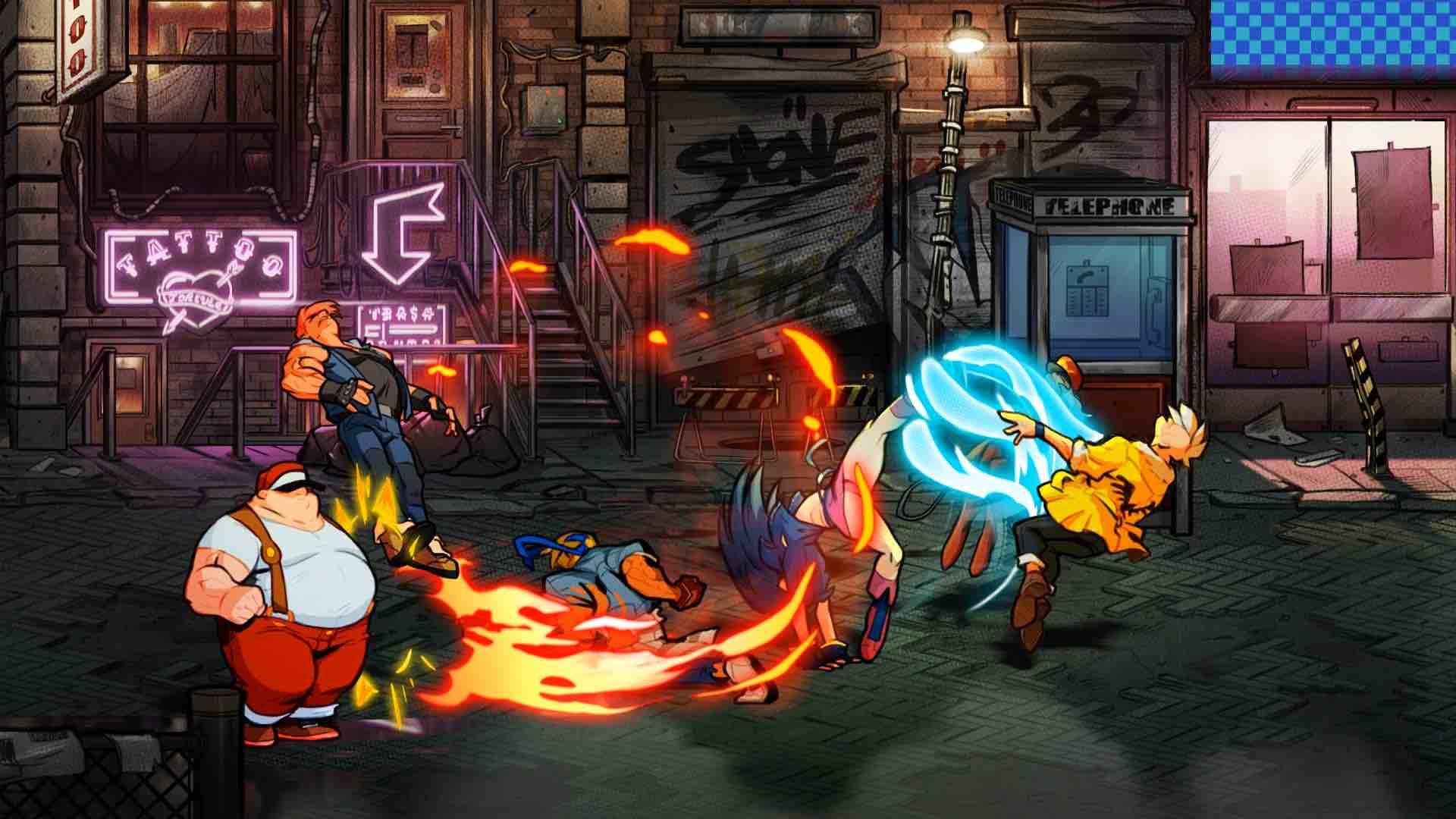 Streets Of Rage 4 Screenshot 6