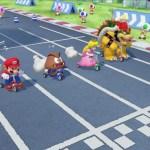 Super Mario Party Race Screenshot