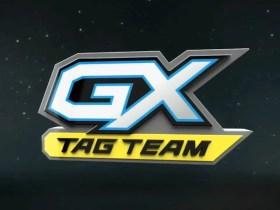 Tag Team Pokémon-GX Logo