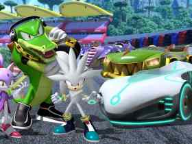 Team Sonic Racing Team Vector Artwork