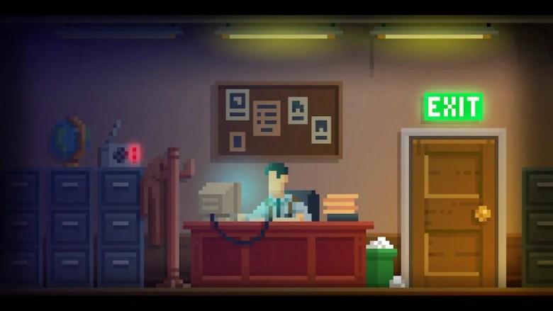 The Darkside Detective Screenshot