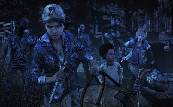 The Walking Dead: The Final Season Episode 1 Review Header