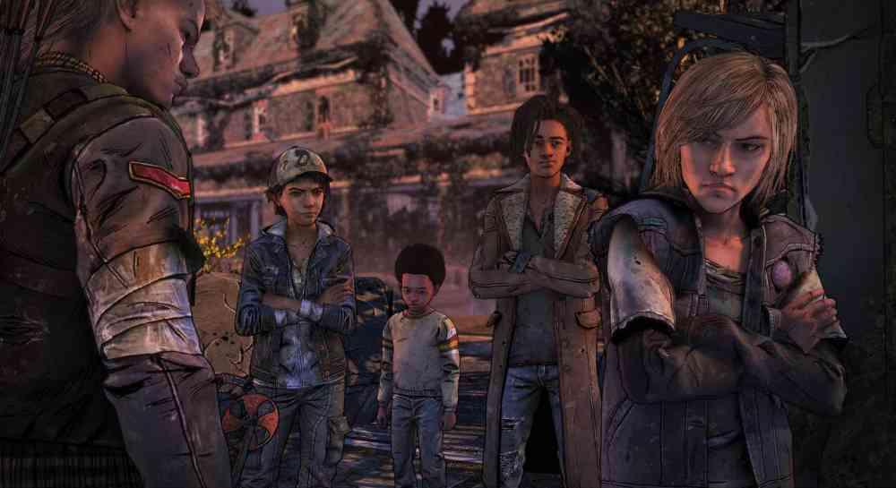 The Walking Dead: The Final Season Episode 1 Review Screenshot 1