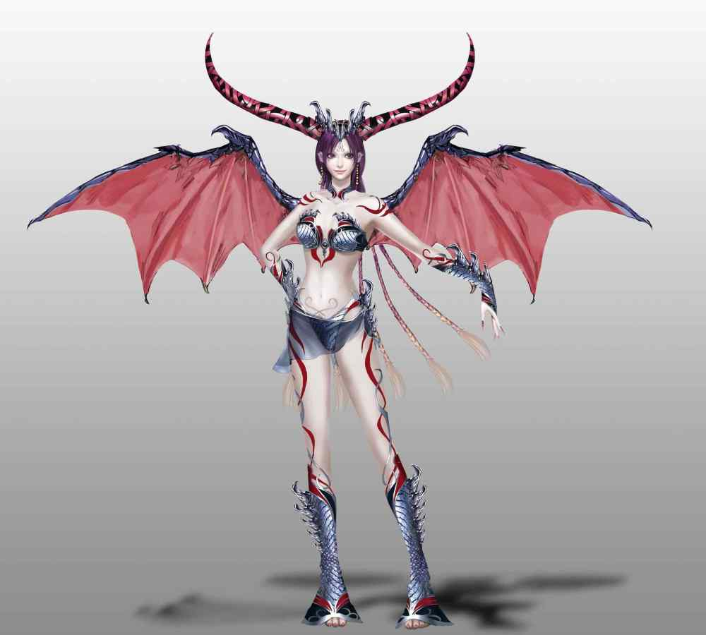 Warriors Orochi 4 Da Ji Alternate Costume