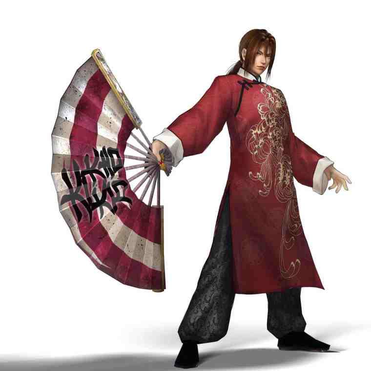Warriors Orochi 4 Mitsunari Ishida Alternate Costume