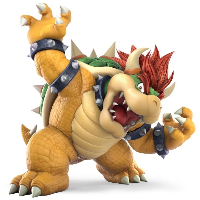 Bowser Super Smash Bros. Ultimate Character Render