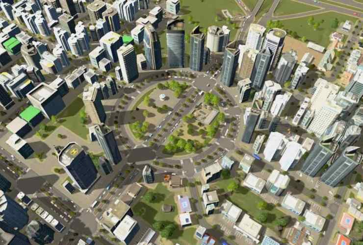 Cities Skylines: Nintendo Switch Edition Screenshot
