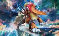Entei Pokémon TCG: Sun And Moon - Lost Thunder