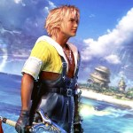 Final Fantasy 10 Tidus Artwork