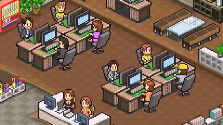 Game Dev Story Screenshot