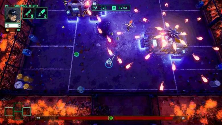 HyperParasite Screenshot