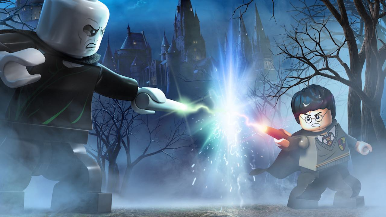 LEGO Harry Potter Collection Artwork