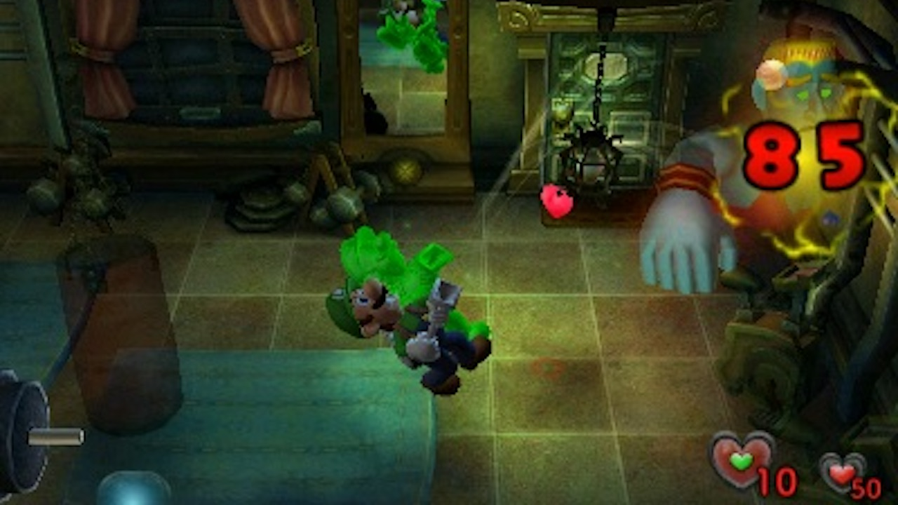 Luigi S Mansion Adds Co Op And Amiibo Support On Nintendo