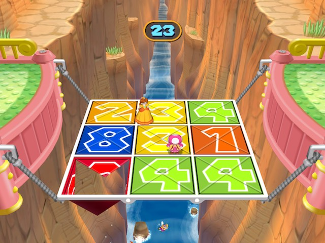 Mario Party 7 The Final Countdown Screenshot