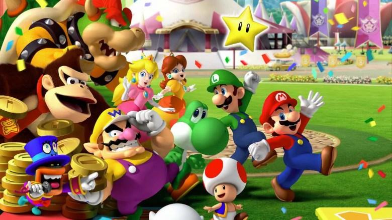 Mario Party 8 Artwork