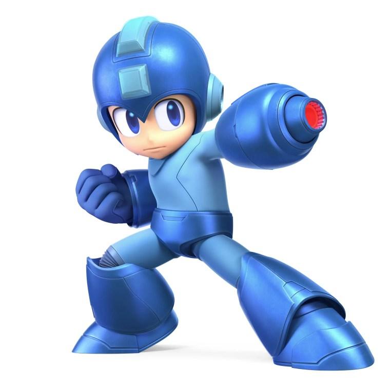 Mega Man Super Smash Bros. Ultimate Character Render