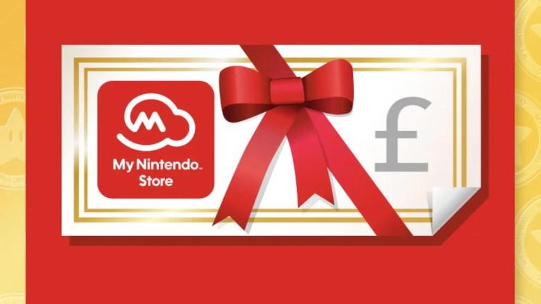 My Nintendo Store Voucher Icon