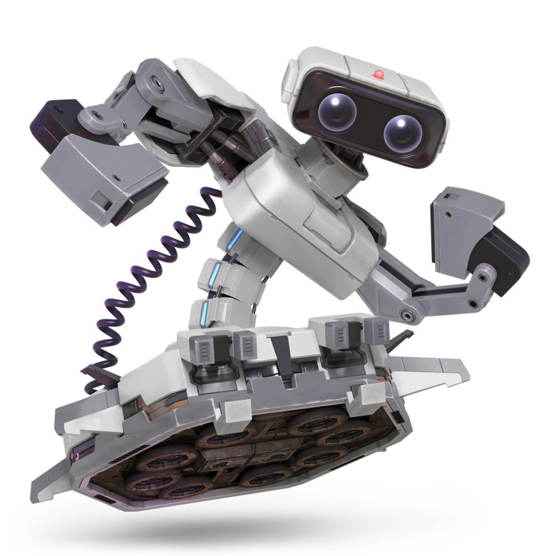 R.O.B. Alternate Super Smash Bros. Ultimate Character Render