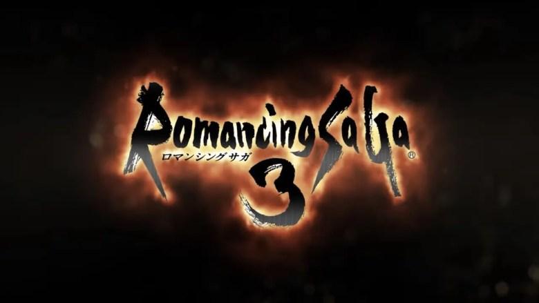 Romancing SaGa 3 Logo