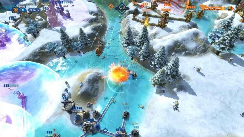Siegecraft Commander Screenshot