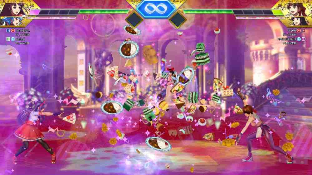 SNK Heroines: Tag Team Frenzy Review Screenshot 4