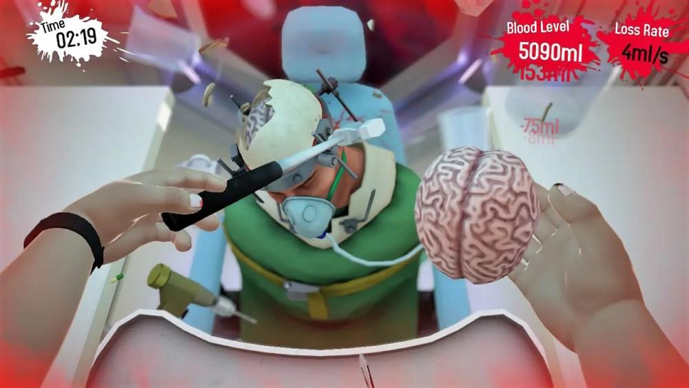 Surgeon Simulator CPR Review Screenshot 2