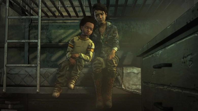 The Walking Dead: The Final Season Episode 2 Review Screenshot 1