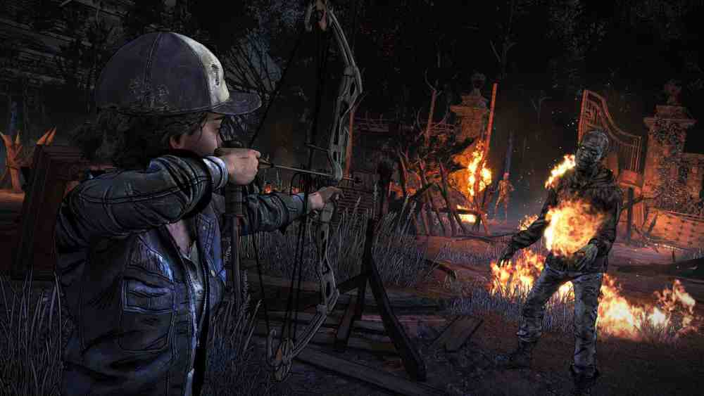 The Walking Dead: The Final Season Episode 2 Review Screenshot 2