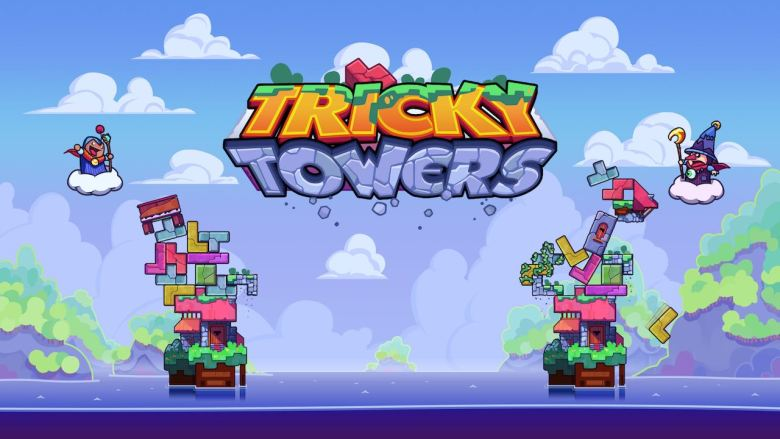 Tricky Towers Artwork