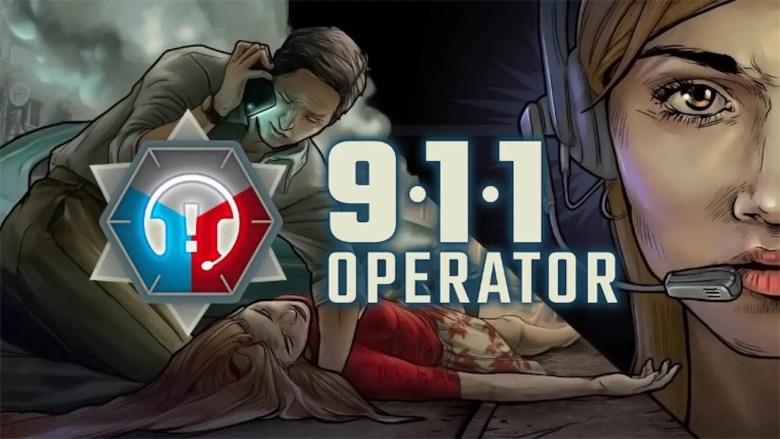 911 Operator Key Art
