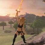 Bowsette The Legend of Zelda: Breath of the Wild Screenshot