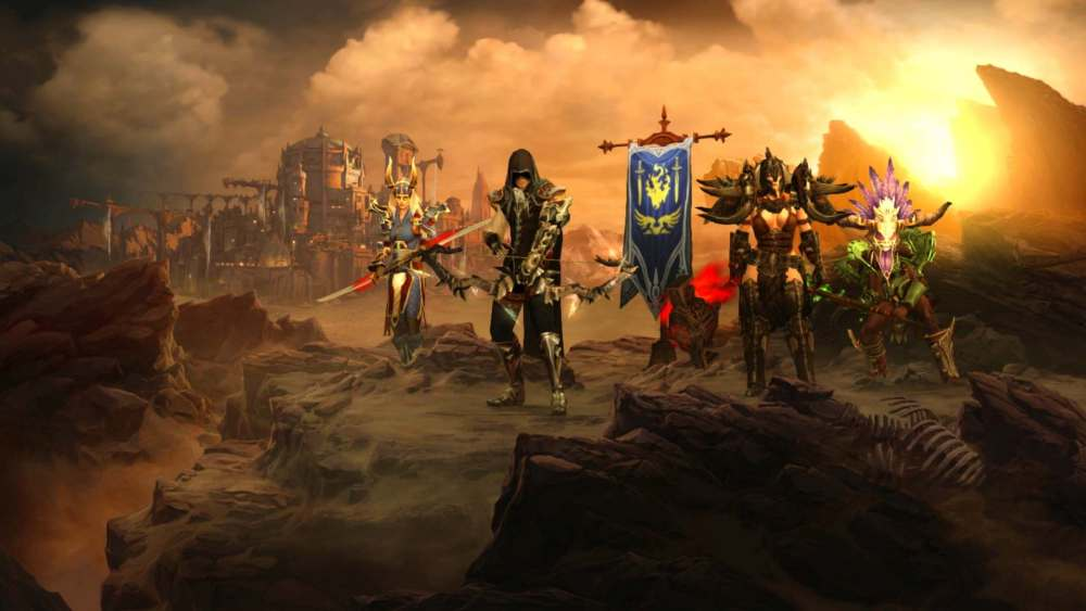 Diablo III Eternal Collection Preview Screenshot 1