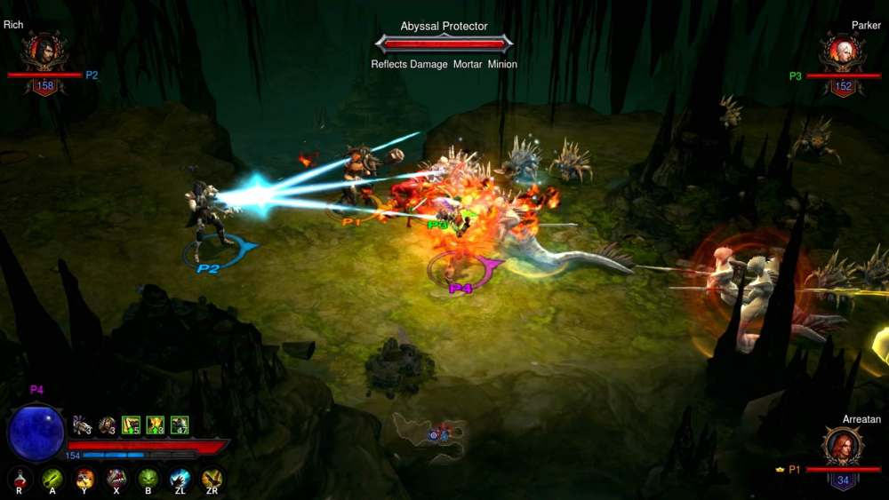 Diablo III Eternal Collection Preview Screenshot 2