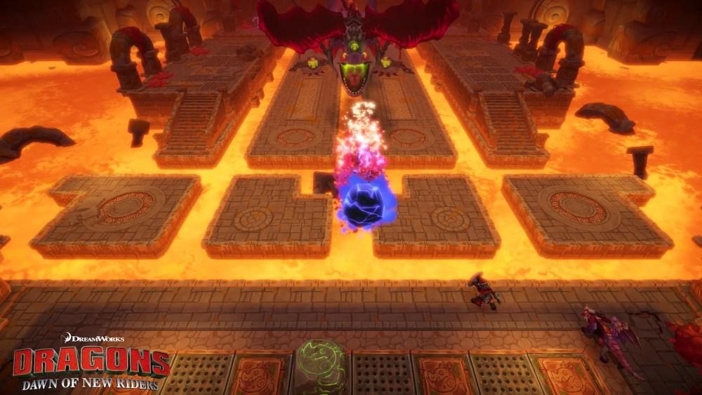 DreamWorks Dragons Dawn of New Riders Screenshot 3