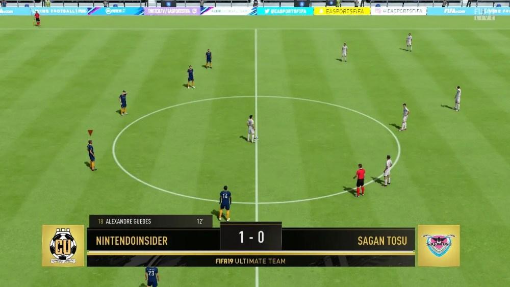 FIFA 19 Review Switch Screenshot 1