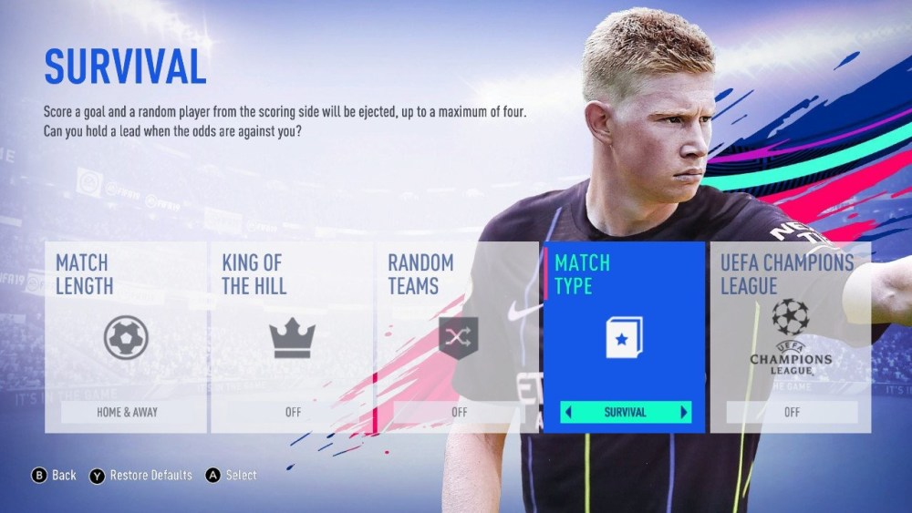 FIFA 19 Review Switch Screenshot 2