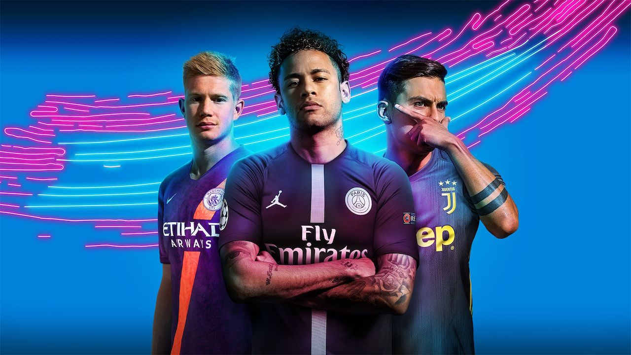 FIFA 19 Review Header