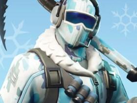 Fortnite Deep Freeze Bundle Pack