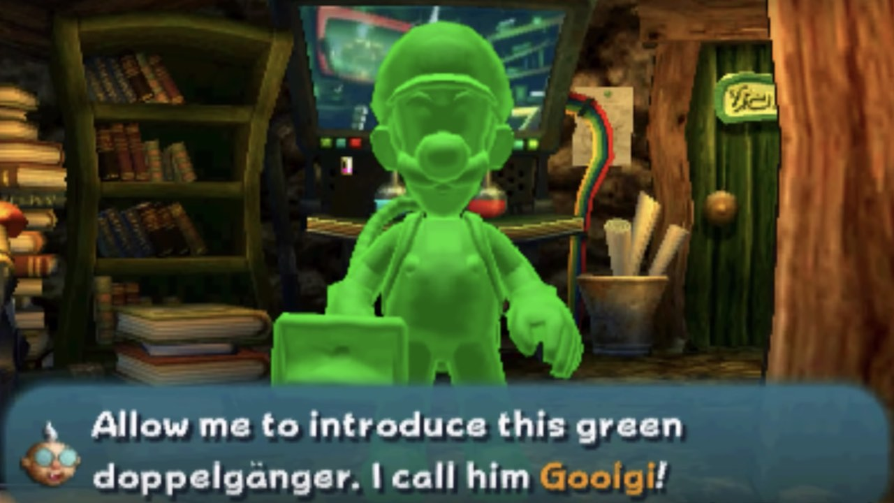 Team Up With Gooigi In Luigi S Mansion Co Op Mode Nintendo