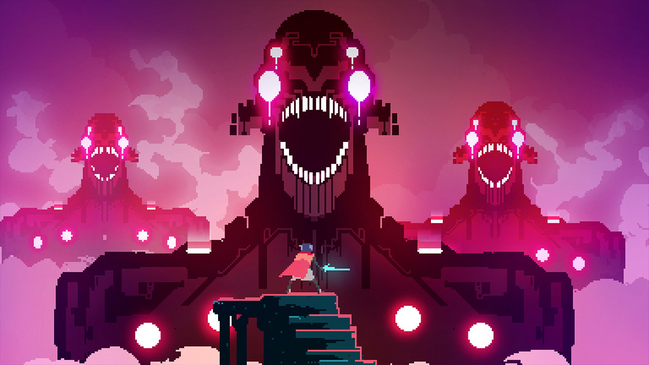 Hyper Light Drifter: Special Edition Review Screenshot 3