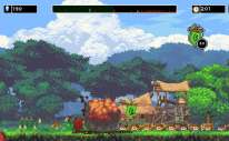 Legend of Evil Screenshot