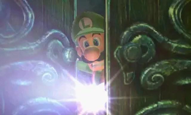 Luigi's Mansion Review Screenshot 1