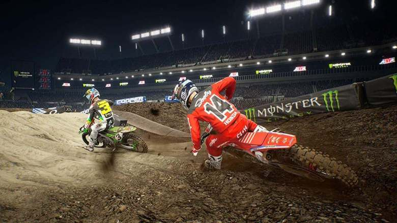 Monster Energy Supercross: The Official Videogame 2 Screenshot
