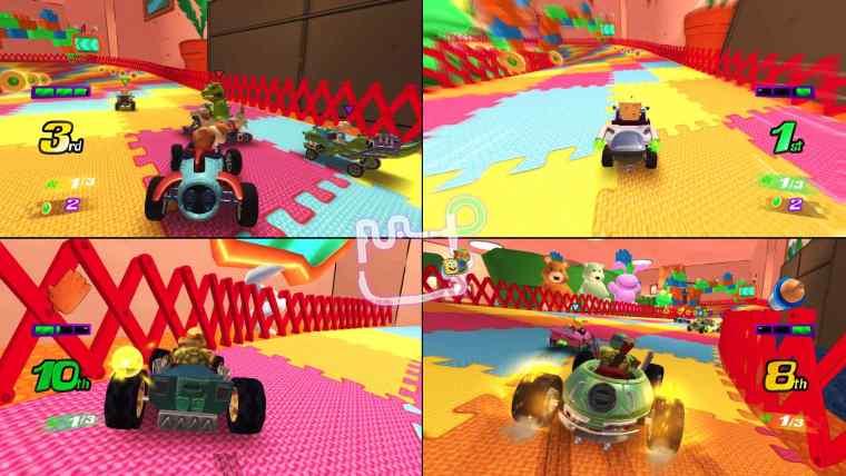 Nickelodeon Kart Racers Review Screenshot 3